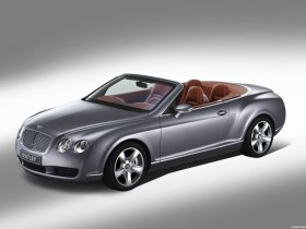 Fotos de Bentley Continental-GTC 2005