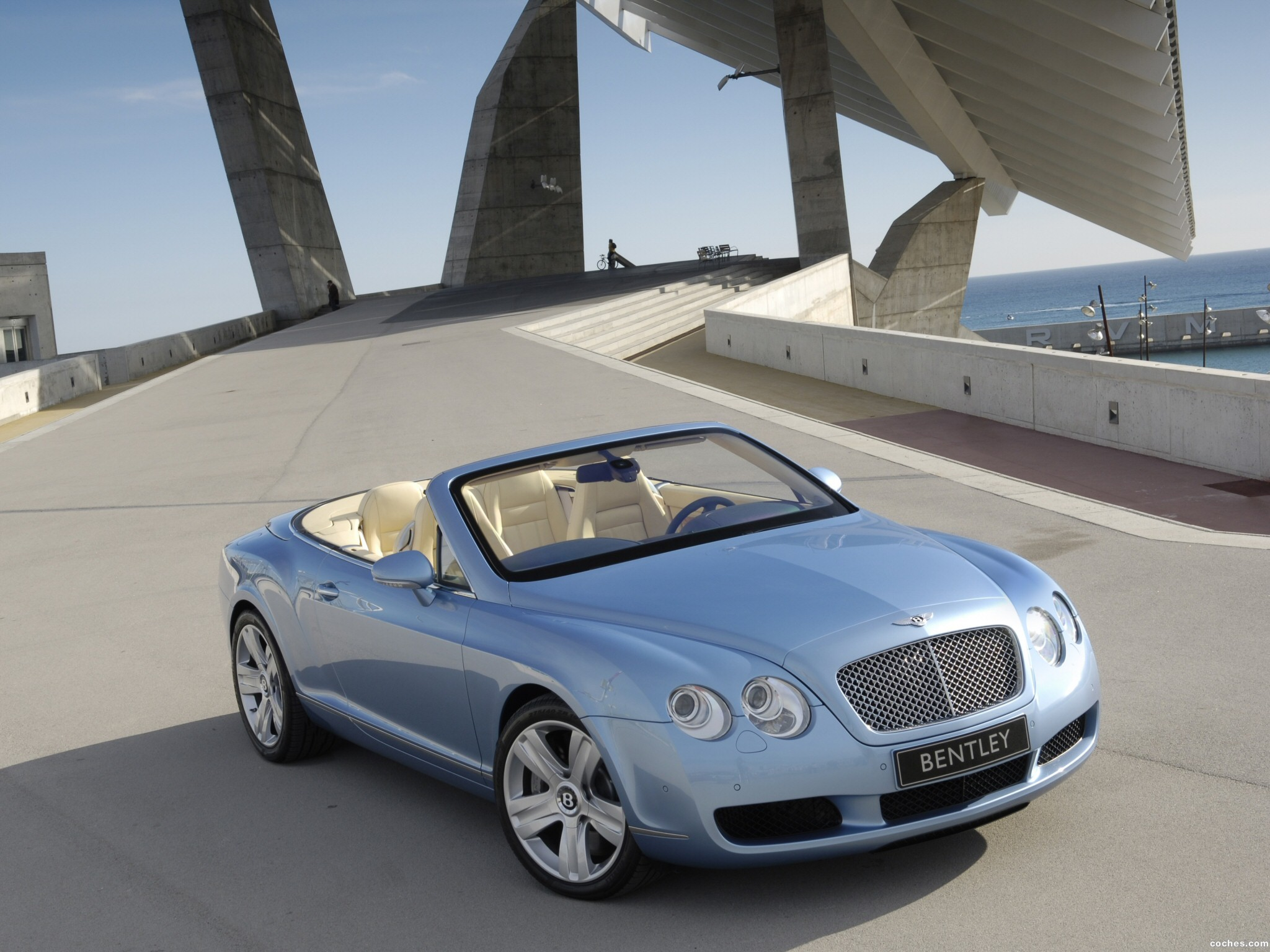 Foto 0 de Bentley Continental-GTC 2006
