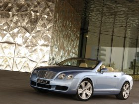Ver foto 5 de Bentley Continental-GTC 2006