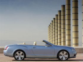 Ver foto 4 de Bentley Continental-GTC 2006