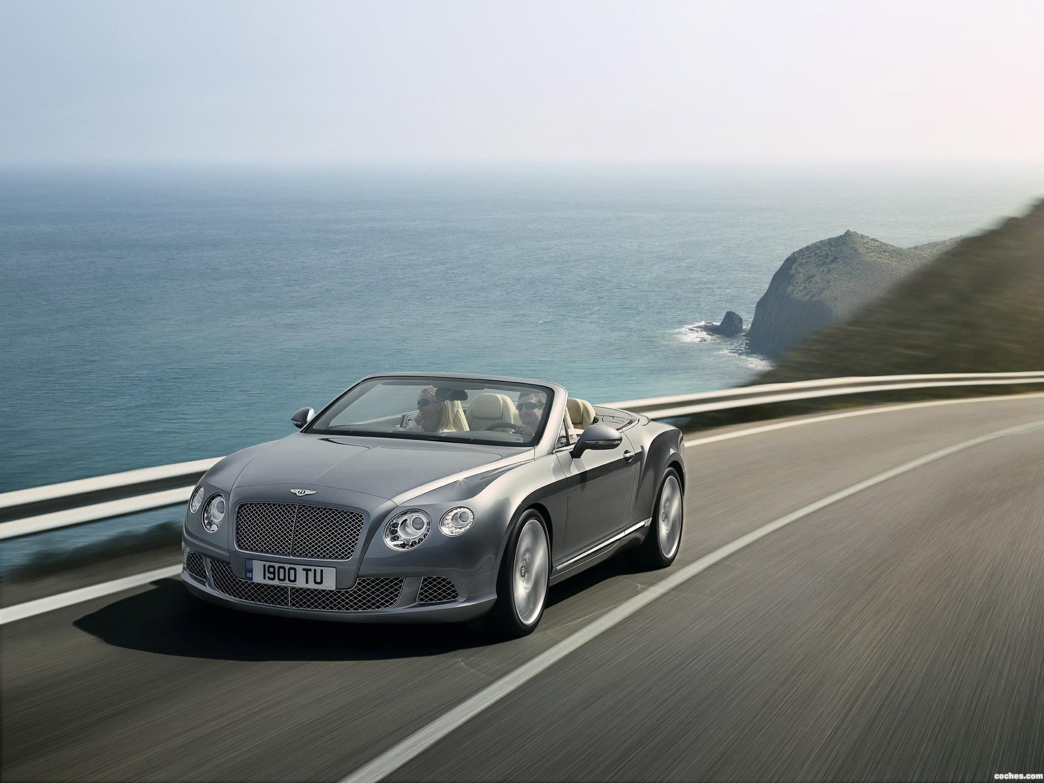 Foto 15 de Bentley Continental GTC 2011