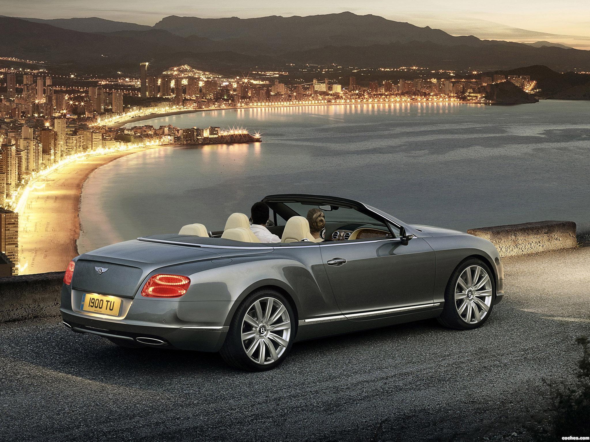 Foto 9 de Bentley Continental GTC 2011