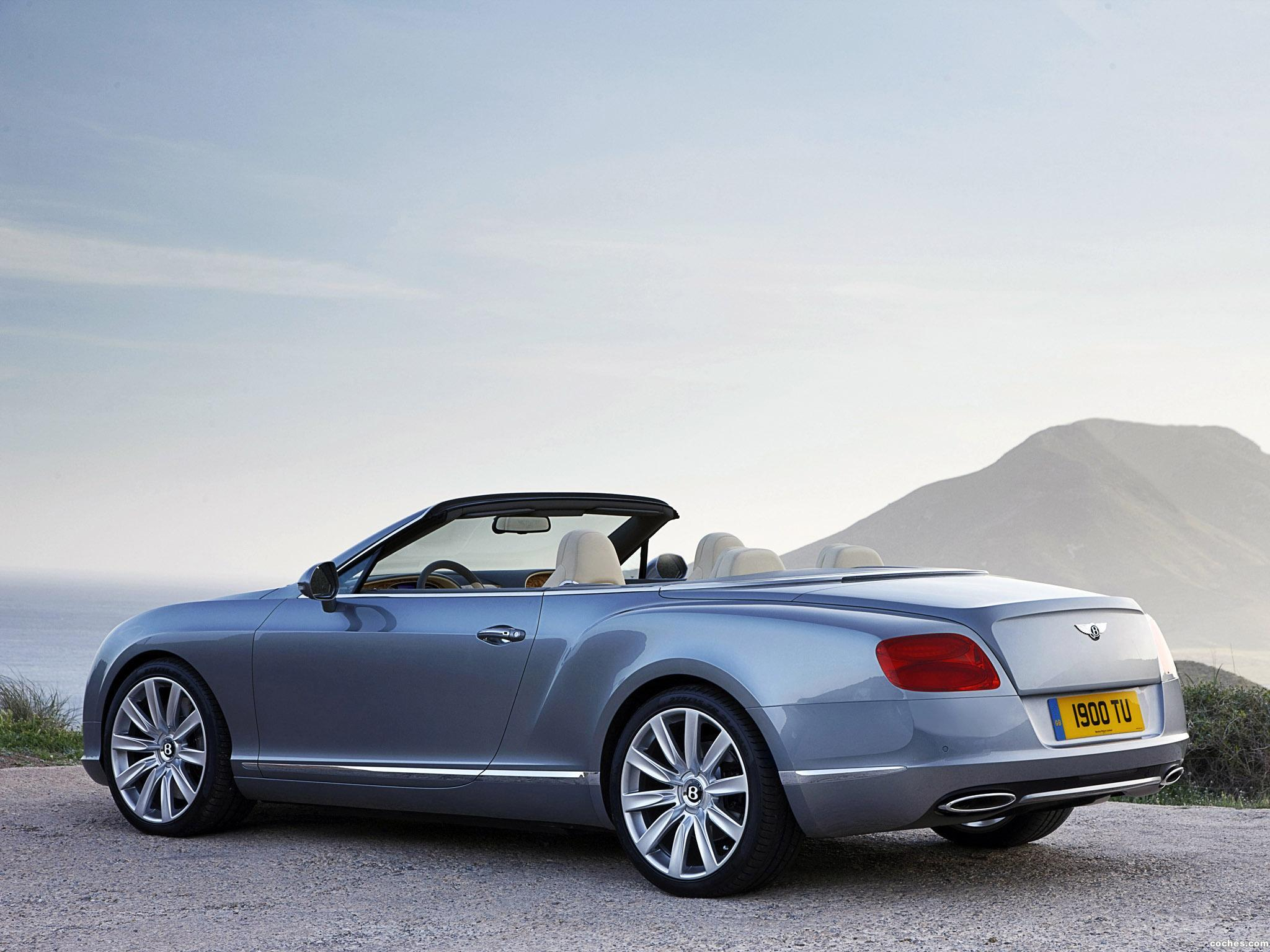 Foto 6 de Bentley Continental GTC 2011