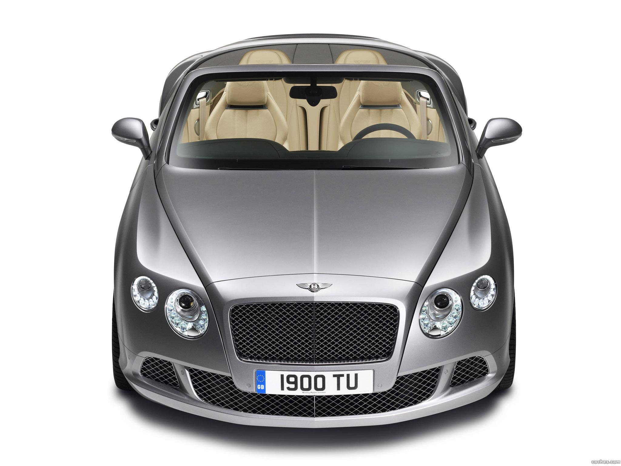 Foto 3 de Bentley Continental GTC 2011
