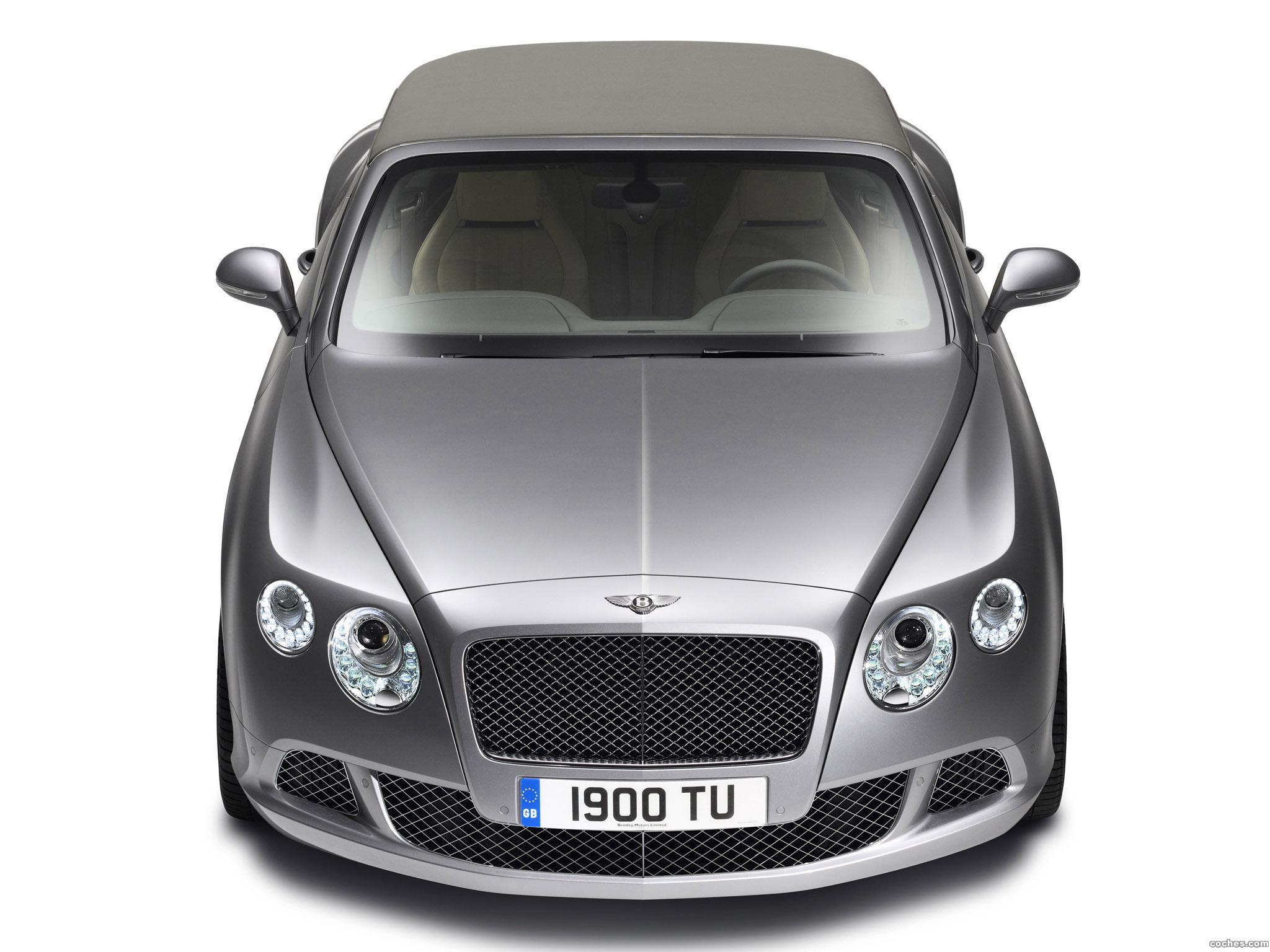 Foto 2 de Bentley Continental GTC 2011