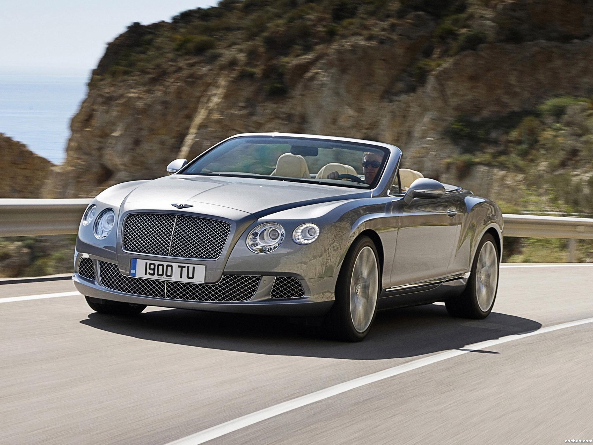 Foto 0 de Bentley Continental GTC 2011
