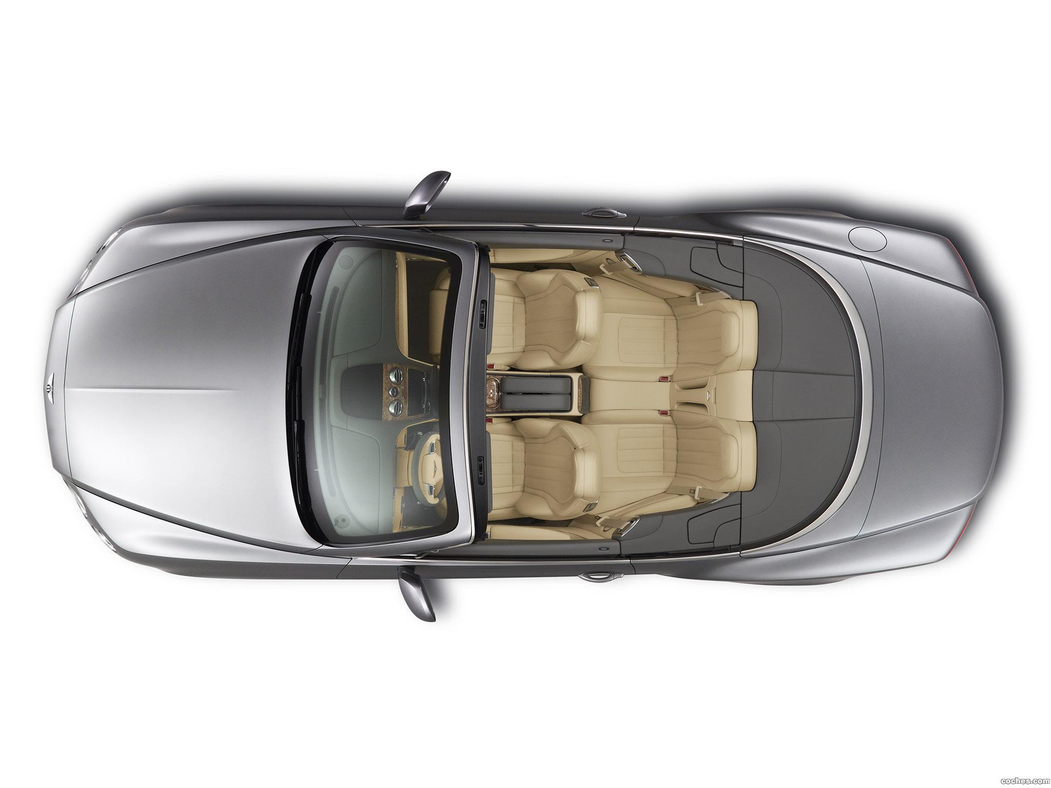 Foto 21 de Bentley Continental GTC 2011