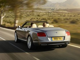 Ver foto 9 de Bentley Continental GTC 2011