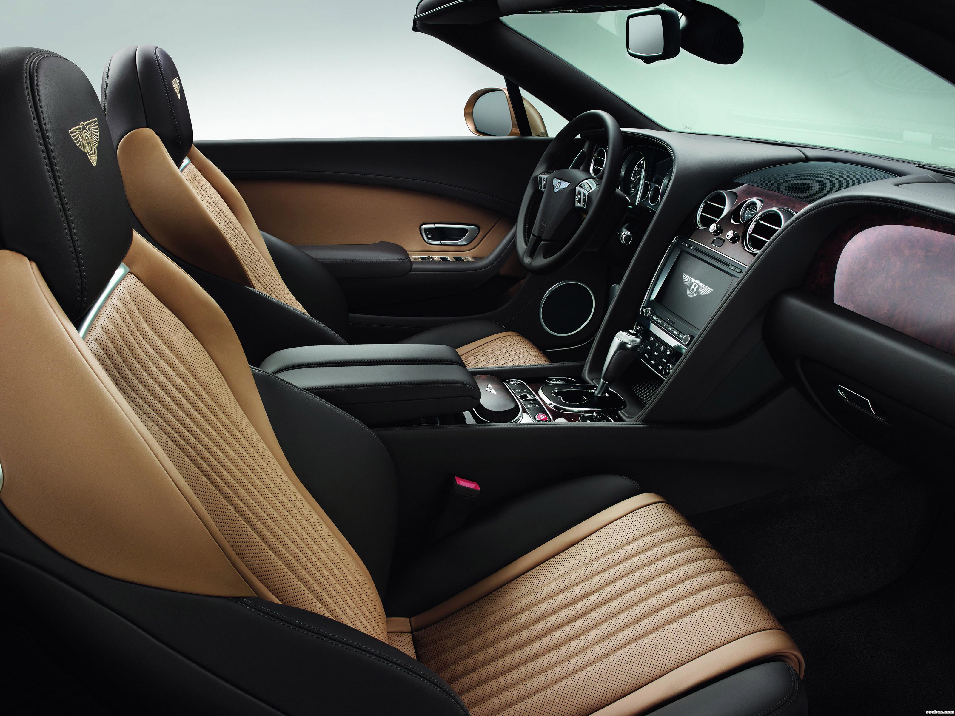 Foto 6 de Bentley Continental GTC 2015