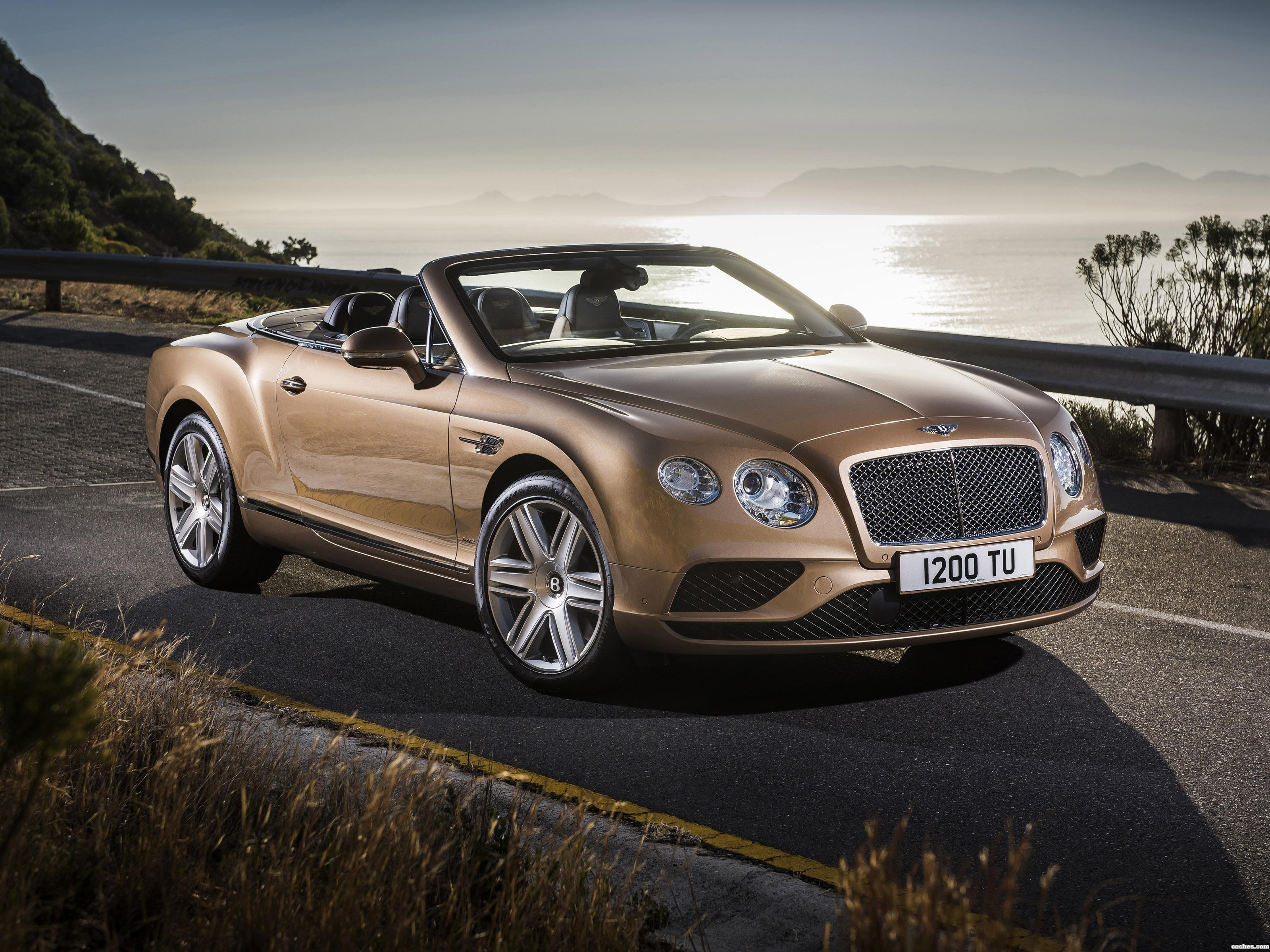 Foto 0 de Bentley Continental GTC 2015