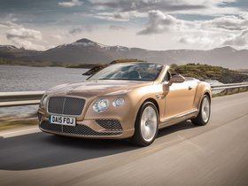 Ver foto 9 de Bentley Continental GTC 2015