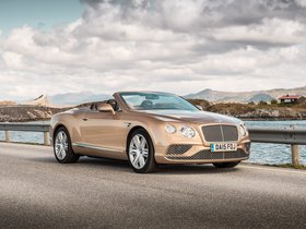 Ver foto 8 de Bentley Continental GTC 2015