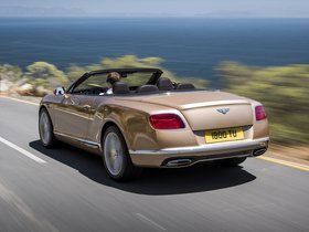 Ver foto 5 de Bentley Continental GTC 2015