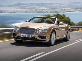 Ver foto 3 de Bentley Continental GTC 2015