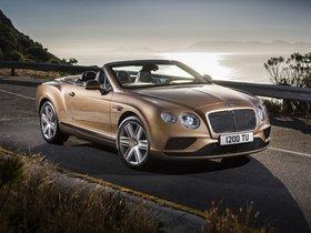 Fotos de Bentley Continental GTC 2015