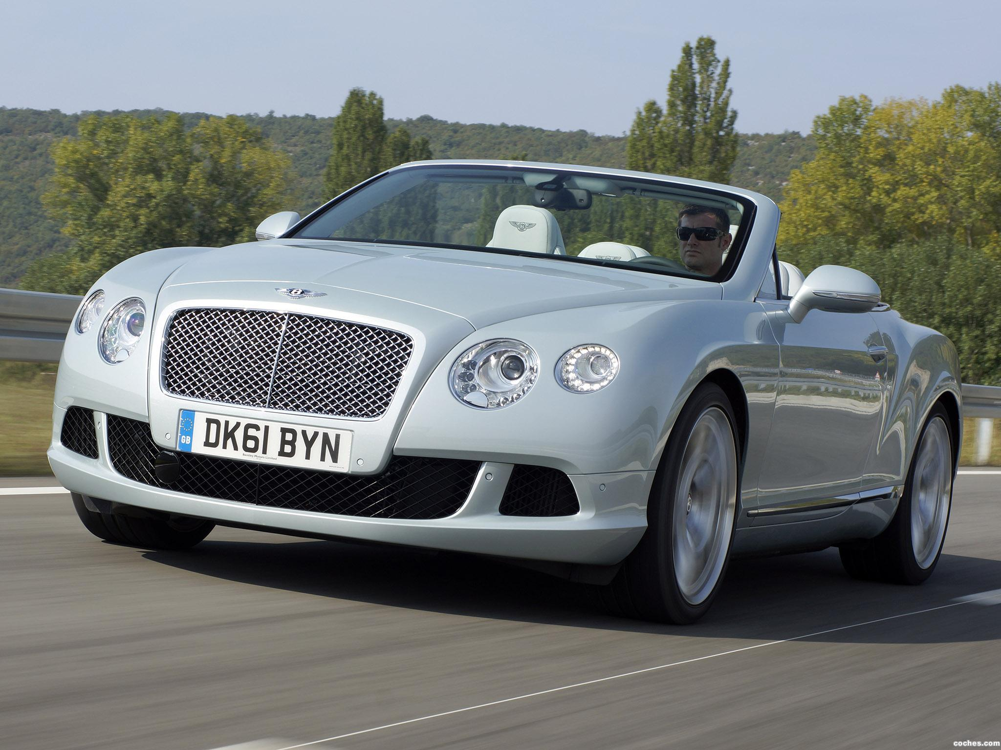 Foto 0 de Bentley Continental GTC Breeze 2011
