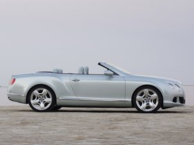Ver foto 3 de Bentley Continental GTC Breeze 2011
