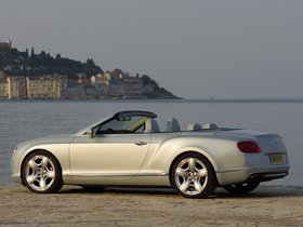 Ver foto 2 de Bentley Continental GTC Breeze 2011