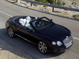 Ver foto 5 de Bentley Continental GTC Dark Sapphire 2011