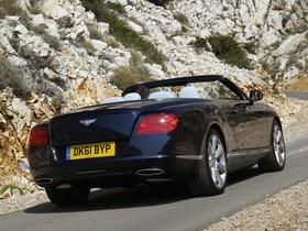Ver foto 4 de Bentley Continental GTC Dark Sapphire 2011