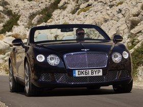 Ver foto 3 de Bentley Continental GTC Dark Sapphire 2011