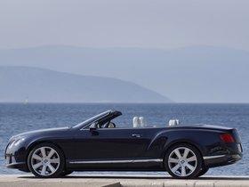 Ver foto 2 de Bentley Continental GTC Dark Sapphire 2011