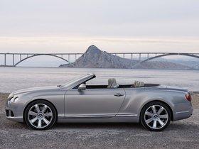 Ver foto 3 de Bentley Continental GTC Extreme Silver 2011