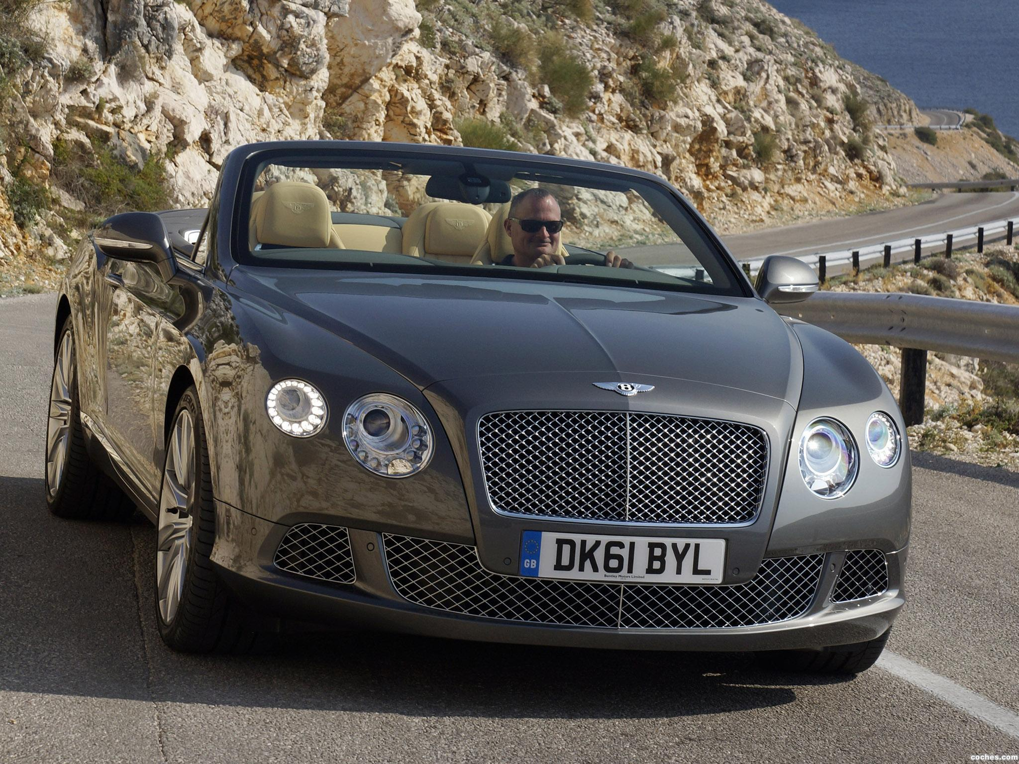 Foto 0 de Bentley Continental GTC Granite 2011