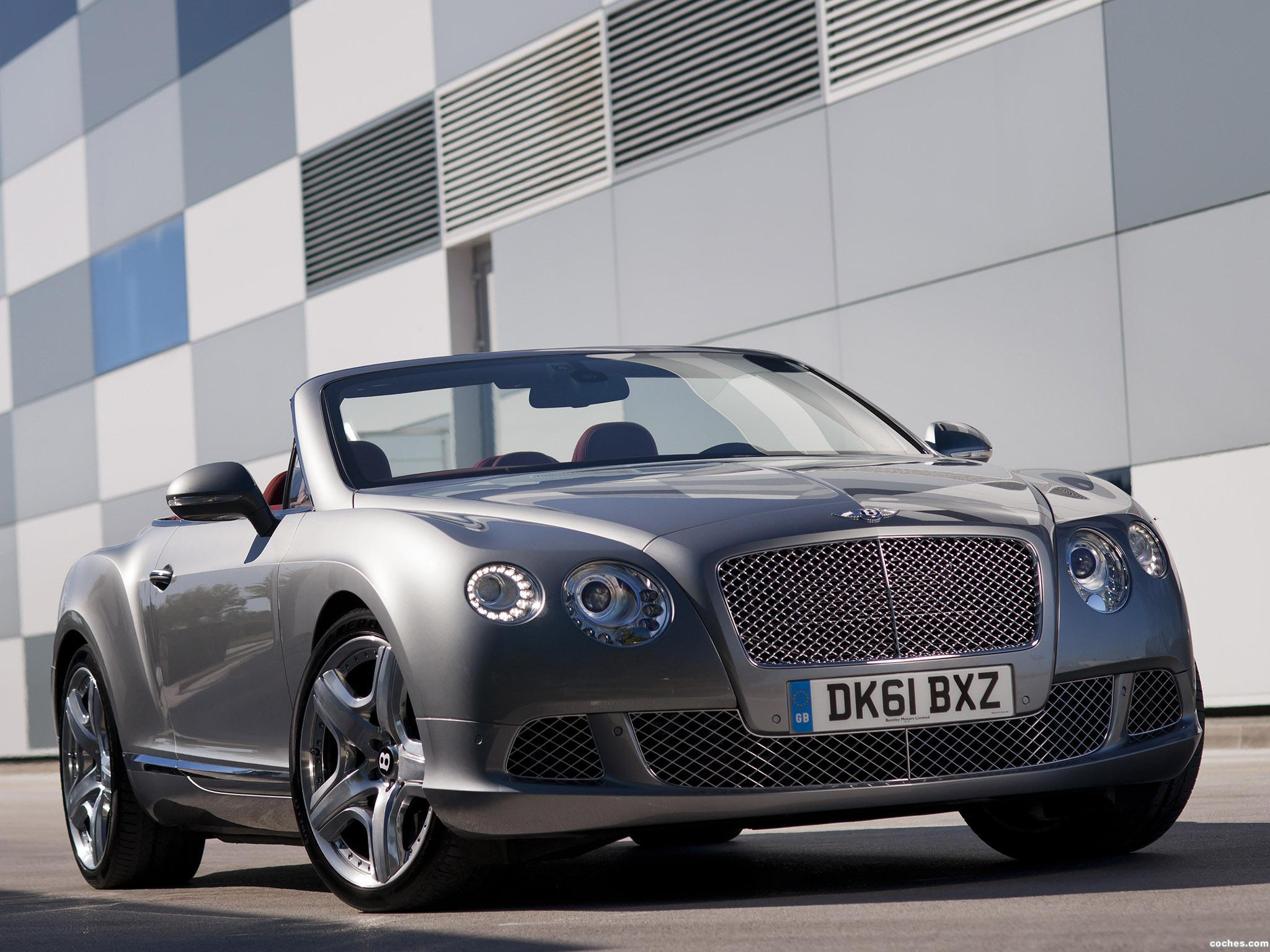 Foto 0 de Bentley Continental GTC Hallmark 2011