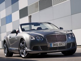 Fotos de Bentley Continental GTC Hallmark 2011