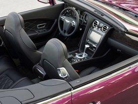 Ver foto 6 de Bentley Continental GTC Magenta 2011