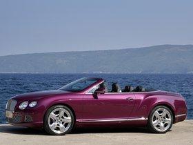 Ver foto 5 de Bentley Continental GTC Magenta 2011