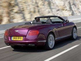 Ver foto 2 de Bentley Continental GTC Magenta 2011