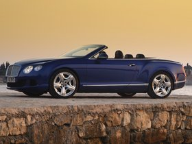 Ver foto 5 de Bentley Continental GTC Moroccan Blue 2011