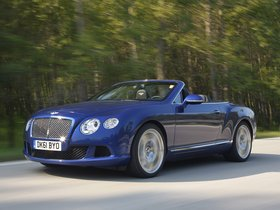 Ver foto 4 de Bentley Continental GTC Moroccan Blue 2011