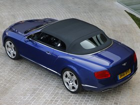 Ver foto 2 de Bentley Continental GTC Moroccan Blue 2011
