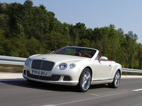 Ver foto 6 de Bentley Continental GTC Silk White 2011