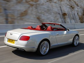 Ver foto 5 de Bentley Continental GTC Silk White 2011