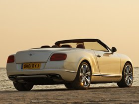 Ver foto 4 de Bentley Continental GTC Silk White 2011