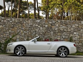 Ver foto 3 de Bentley Continental GTC Silk White 2011