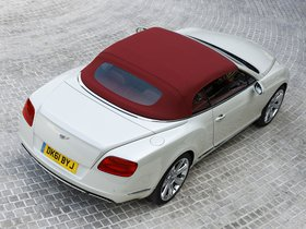 Ver foto 2 de Bentley Continental GTC Silk White 2011