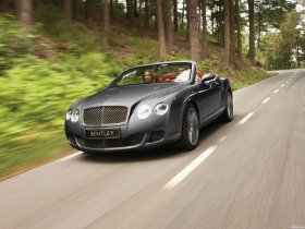 Fotos de Bentley Continental-GTC Speed 2009