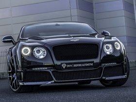 Ver foto 4 de Bentley Continental GTVX ONYX Concept 2013