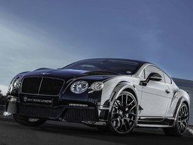 Ver foto 3 de Bentley Continental GTVX ONYX Concept 2013