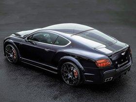 Ver foto 2 de Bentley Continental GTVX ONYX Concept 2013