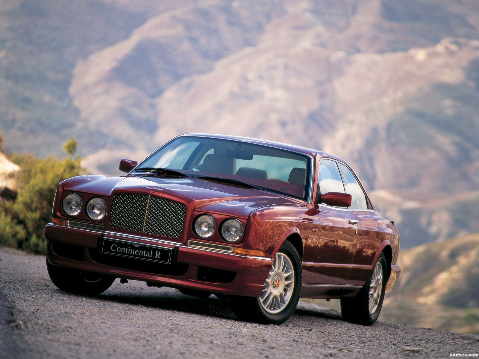 Foto 3 de Bentley Continental-R 2003