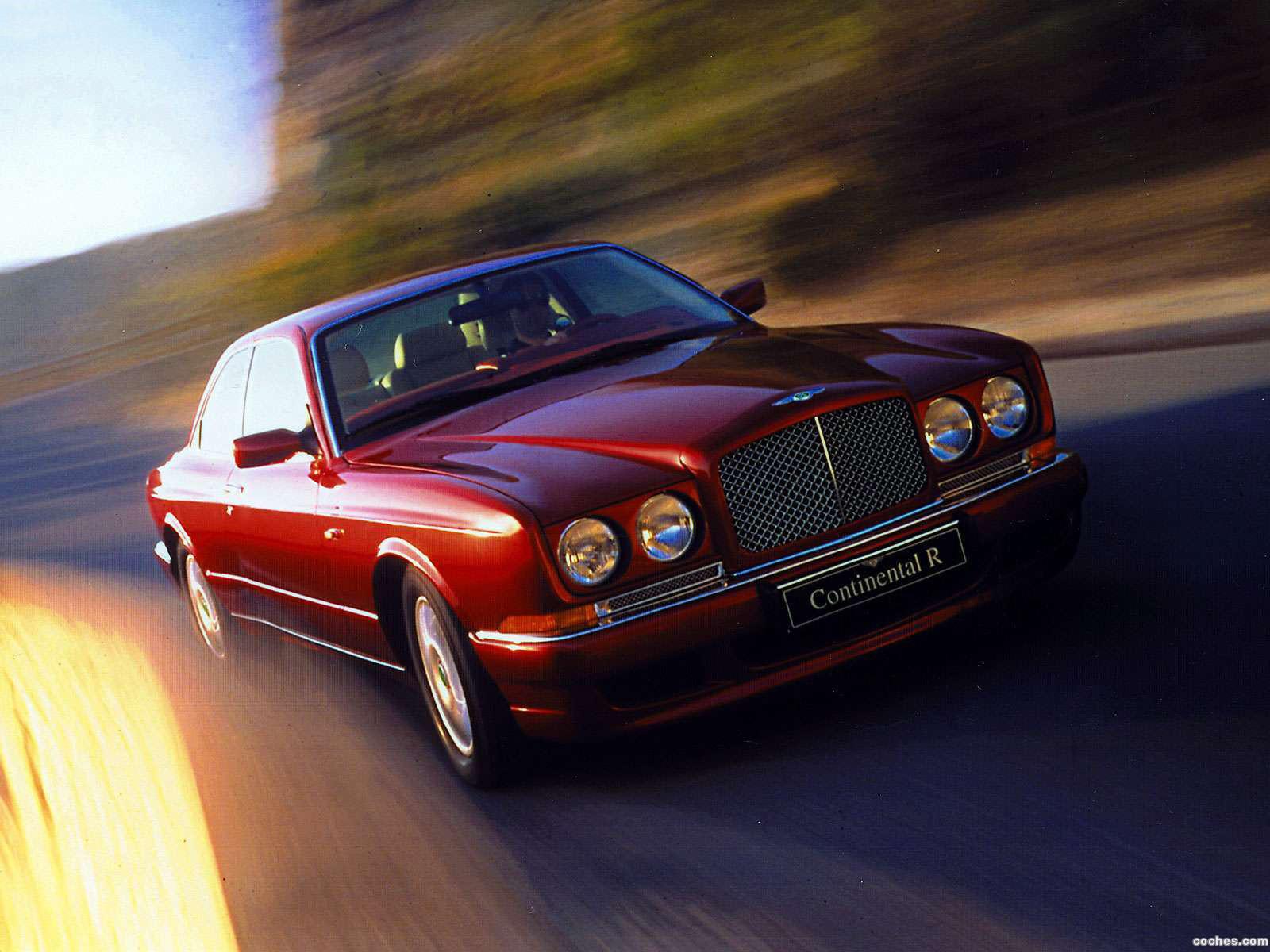 Foto 0 de Bentley Continental-R 2003