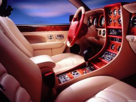 Ver foto 3 de Bentley Continental-R 2003