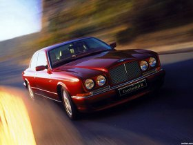 Ver foto 1 de Bentley Continental-R 2003