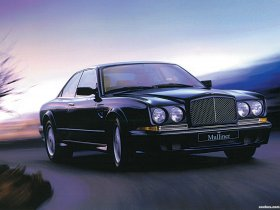 Fotos de Bentley Continental-R Mulliner 1999
